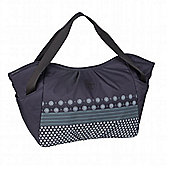 Laessig Casual Twin Changing Bag Multimix Slate