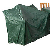 Lifestyle 1.2M Weatherproof Bench Cover (Green)