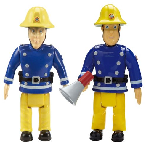 Fireman Sam 2 Figure Pack