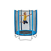 Plum Junior Trampoline, Blue