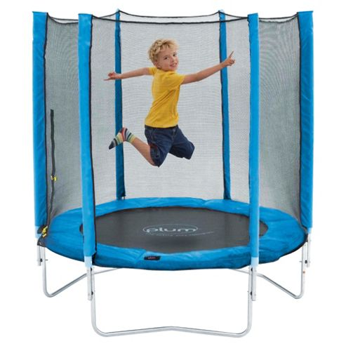 plum 7ft junior jumper trampoline instructions