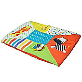 Red Kite Travel Cot Playmat (Baby Zoo)
