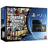 PS4 GTA 5 Bundle