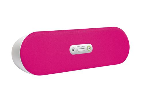 CREATIVE D80 WIRELESS BLUETOOTH SPEAKER SYSTEM PINK.