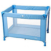 Red Kite Sleep Tight Travel Cot (Blue)
