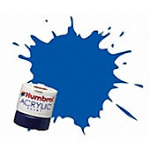 Humbrol Acrylic - 14ml - Metallic - No222 - Moonlight Blue