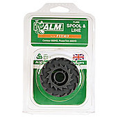 ALM Filled Spool - twin line for HD Flymo 2 Pk