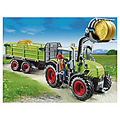 Playmobil 5121 Hay Baler with Trailer