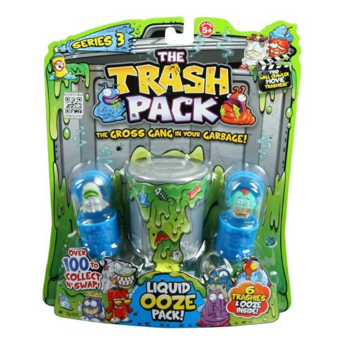 Trash Pack Liquid Oooze Series 3 - 6