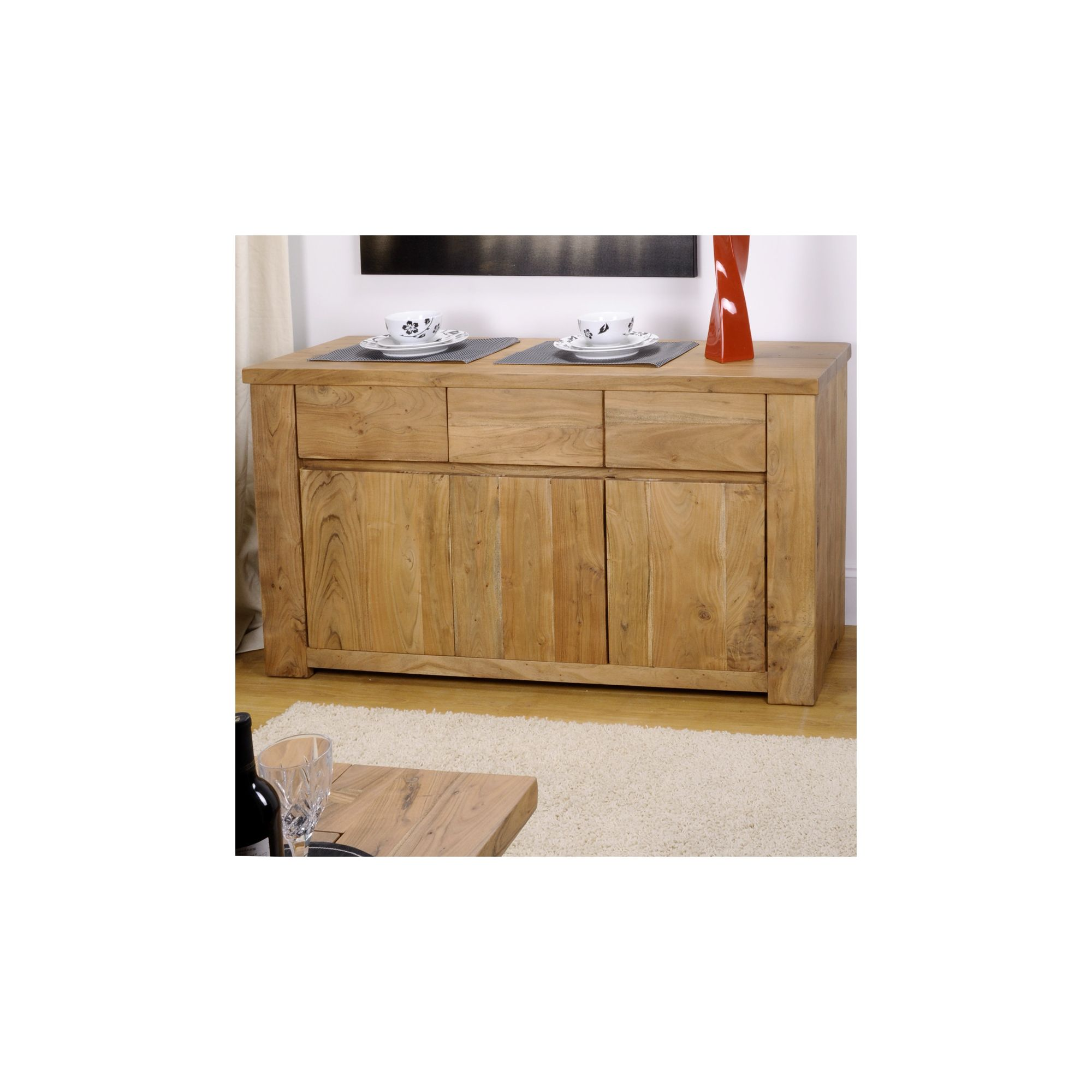 Shankar Enterprises Alwar Sideboard - Large at Tesco Direct