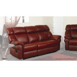 Sweet Dreams Haven Three Seater Reclining Sofa
