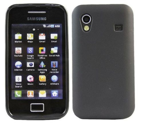 ProGel Skin Case - Samsung S5830 Galaxy Ace - Black