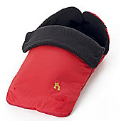 Out n About Footmuff Carnival Red
