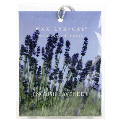 Wax Lyrical Made in England Mini Scented Sachet Lavender