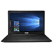 "Asus X553 15.6"" Laptop Intel Pentium 4GB RAM 1TB HDD Laptop Black"