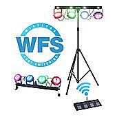 Kam COB Parbar WFS LED Wirelss Parbar