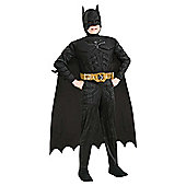 Batman Deluxe Dark Knight Rises - Child Costume 9-10 years