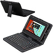 "Black Keyboard Case For The Windows Connect 10"" Tablet"