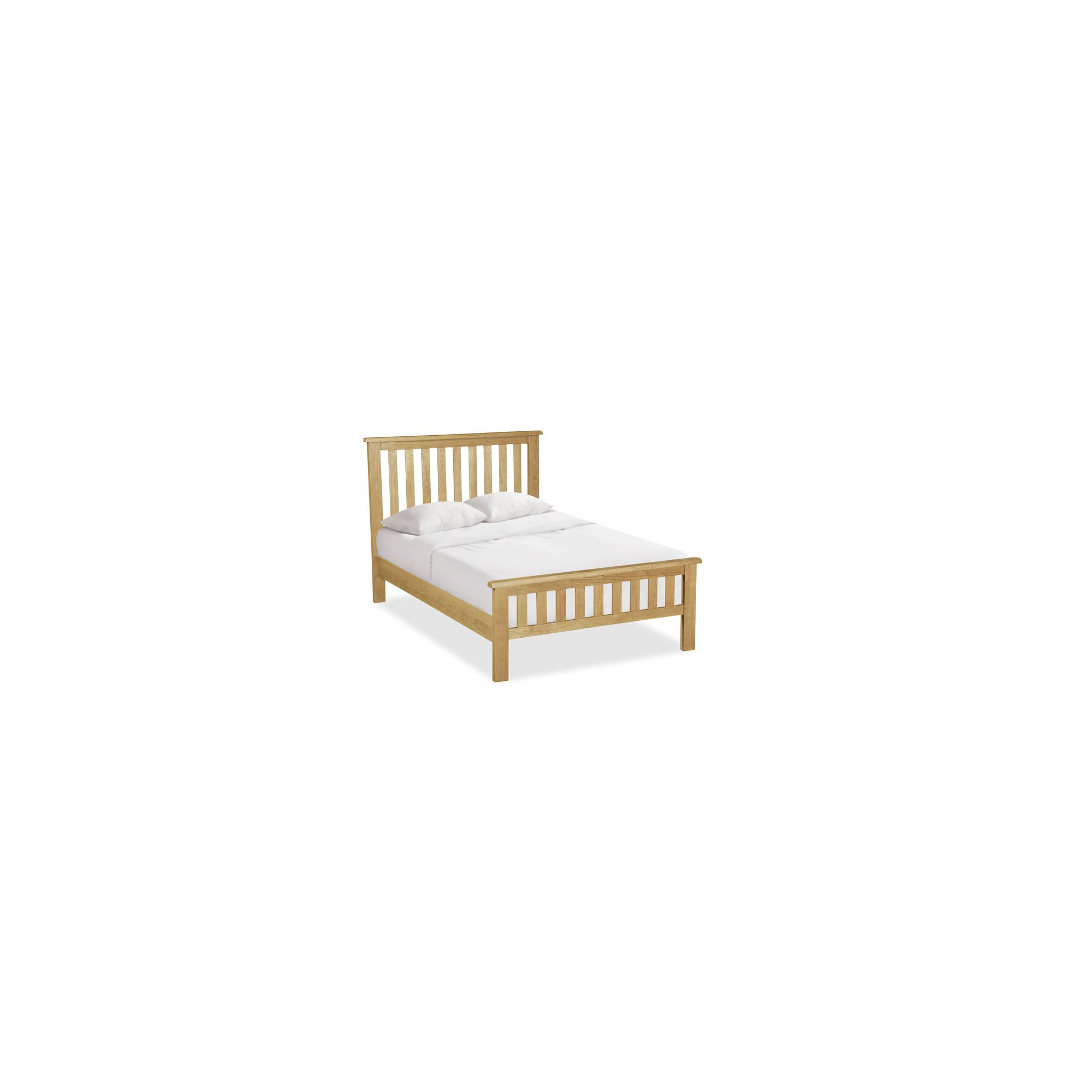 Alterton Furniture Pemberley Petite Slatted Bed - Small double at Tesco Direct