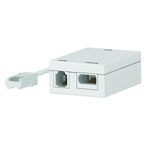 Leaded ADSL Splitter/Microfilter