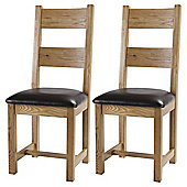 Java Pair Dining Chairs