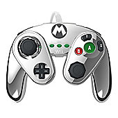 PDP Mario 30th Anniversary Controller (Metal) for Nintendo Wii U