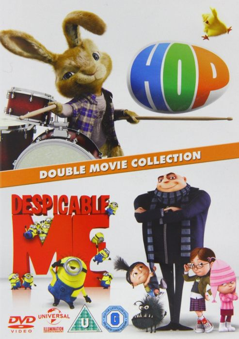 Despicable Me/Hop - DVD