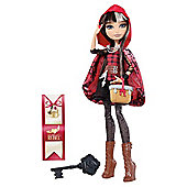 Ever After High Rebel Cerise Hood Doll