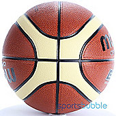 Molten BGE Indoor/Outdoor Basketball Orange & Beige FIBA Approved Size 5