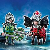 Playmobil - Duo Packs Dragon Knights