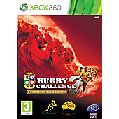 RUGBY CHALLENGE 2 LIONS TOUR (X360)