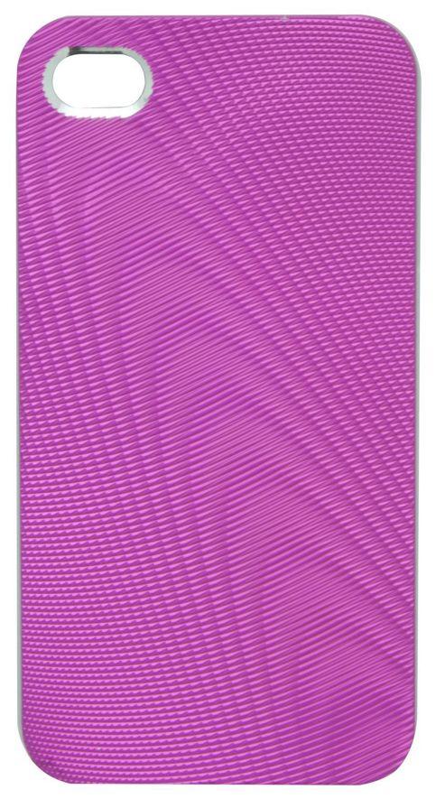 Tortoise™ Look Hard Case iPhone 4/4S Metallic Pink
