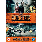 Monsters Double Pack DVD