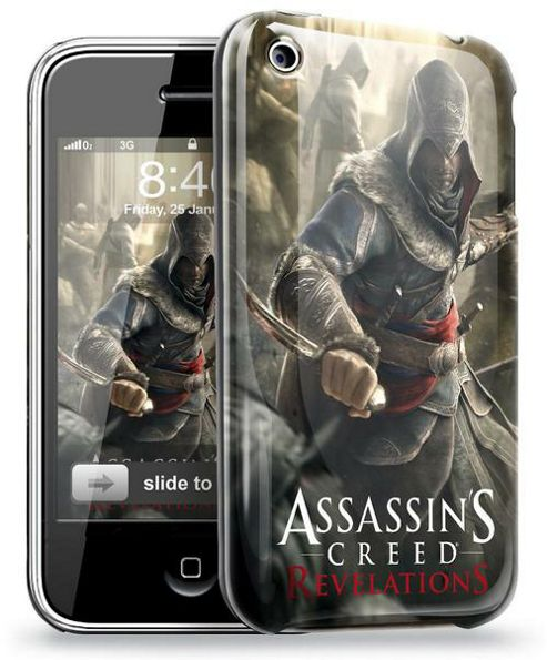 Upfront Case iPhone 3G/S - Official Assassin's Creed Phone Clip Case