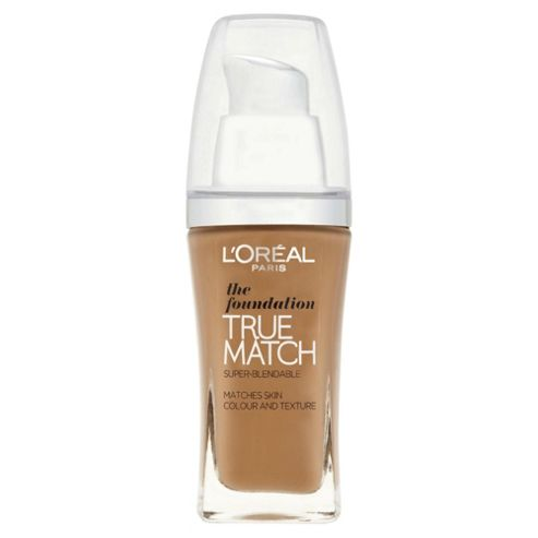 L'Oréal True Match Foundation C7 Rose Amber 30ml