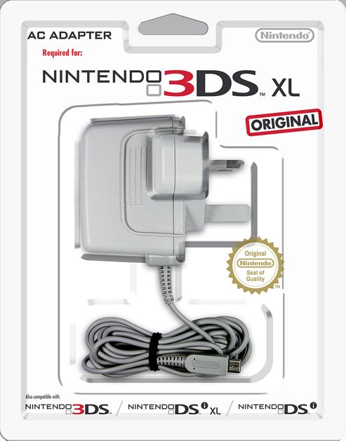Nintendo AC Adapter (3DS)
