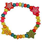 Glitzy Bitz Wooden Beads Bracelet