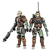 Halo Reach Series 3 UNSC Trooper Support Staff 2 Pack