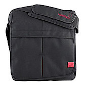 Bababing DayTripper Lite Paternity Satchel Black