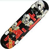 Renner A Series Skulls III Complete Skateboard