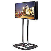 Flat Screen Back-to-Back Display Stand - 2.0m