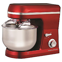 Morphy Richards 400010  Red Stand Mixer