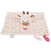 Nattou Comforter Large Doudou - Charlotte the Giraffe