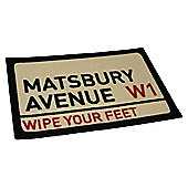 Matsbury Avenue Indoor Washable Mat