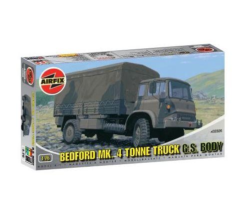 Bedford Mk. 4 Tonne Truck G.S.Body (A02326) 1:76