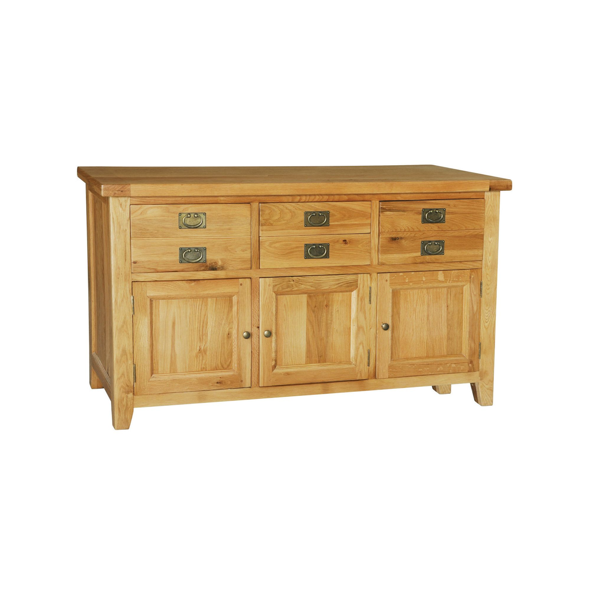 Hawkshead Calgary 3 Door Dresser Base at Tesco Direct