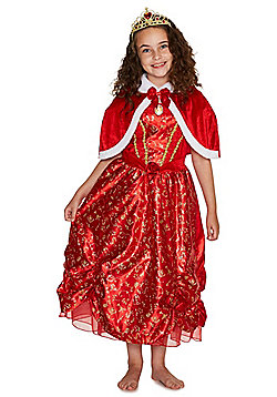 Disney Princess Belle Dress-Up Costume - Red