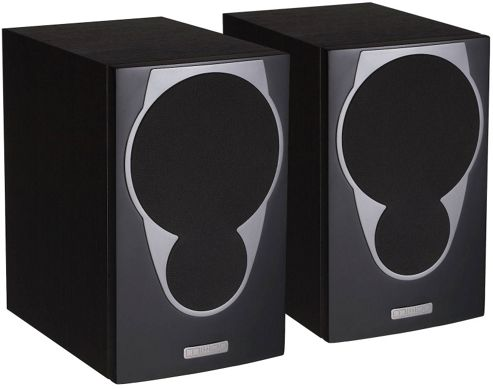 MISSION MX1 SPEAKERS (PAIR) (CHERRY)