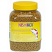 Nishikoi Wheatgerm Food 650G Small Pellet