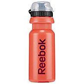 Reebok Sport Essential Water Drink Bottle 500ml Red
